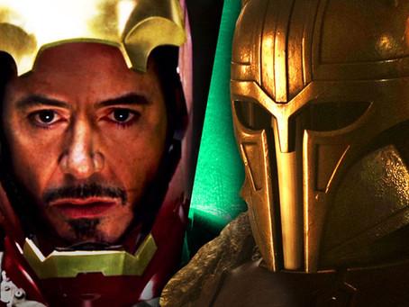 Robert Downey Jr. Mandalorian???