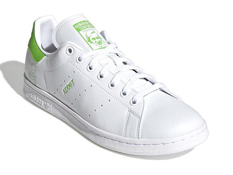 ENTER TO WIN A PAIR OF KERMIT THE FROG STAN SMITH SHOES