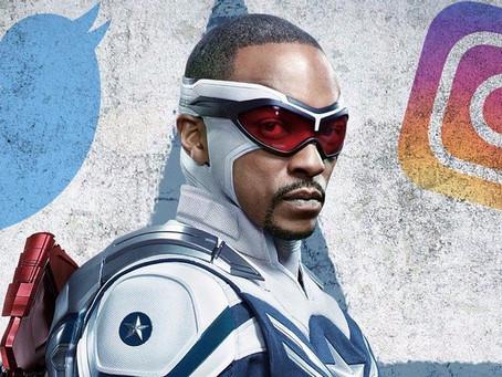 Sam Wilson Replaces Steve Rogers on Captain America Social Media Accounts
