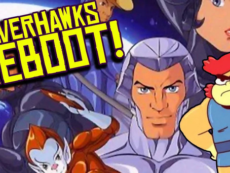 Classic '80s Cartoon SilverHawks Is Getting a Revival