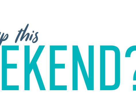 What's Up This Weekend 09/17/21