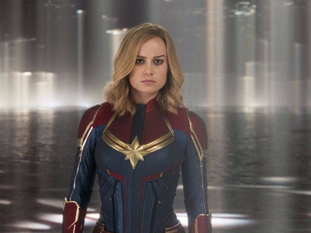 The Marvels' Brie Larson Confirms Filming on the Sequel Has Begun
