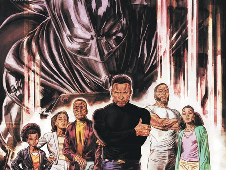 Next Batman's secret origin unfolds in new series Second Son