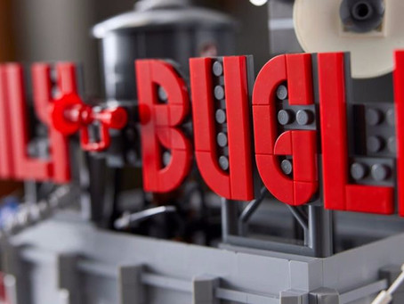 LEGO's Daily Bugle Is the Largest Spider-Man Set Ever