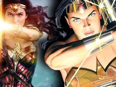 Wonder Woman: Where Did the Amazons Get a Gun?