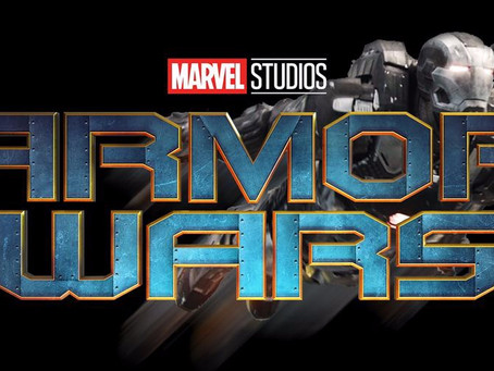 Armor Wars' Don Cheadle Provides an Update on the Disney+ Series
