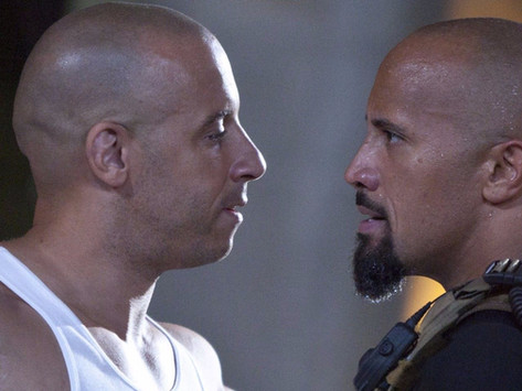 Dwayne Johnson Says Fast & Furious Crew Thanked Him for Taking Vin Diesel Feud Public