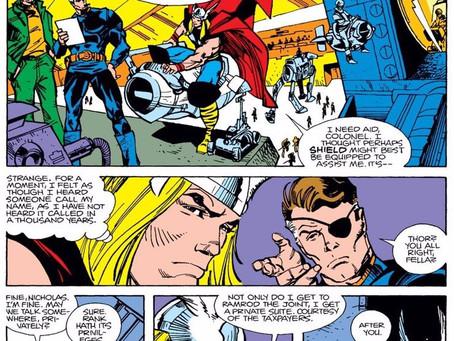 How Thor Kept Secret Wars Hidden From Marvel Readers