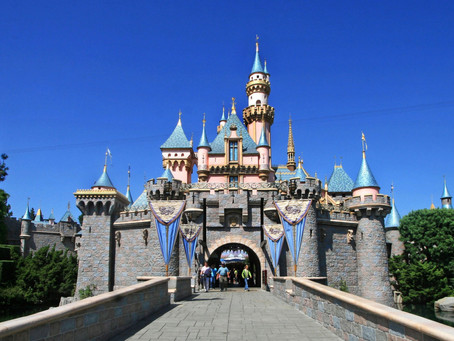 ENTER TO WIN A PAIR OF TICKETS TO DISNEYLAND
