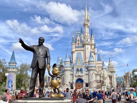 Walt Disney World Ditches Social Distancing