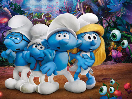 Nickelodeon's The Smurfs Releases First Trailer, Release Date