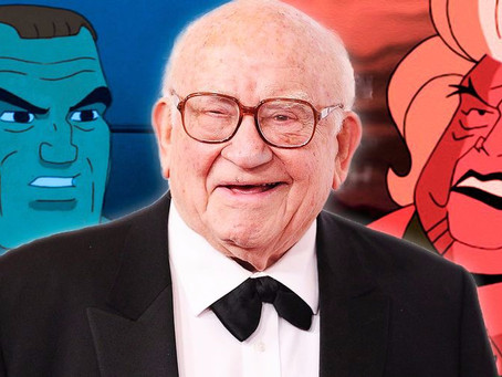Ed Asner's Best Comic Book Roles, From Uncle Ben to Granny Goodness