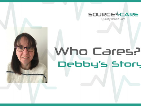 From zero to hero, how a big change can be good – read Debby's inspirational story.