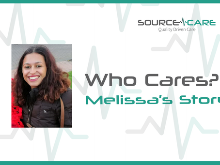 The joy of giving back – Read Melissa's heartwarming story