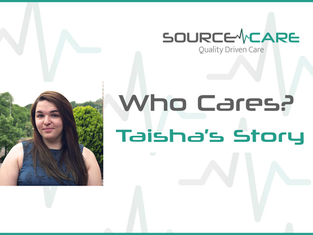 It's a beautiful thing when a career and a passion come together – Taisha's uplifting story.