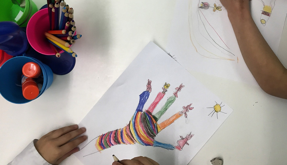 Kindergarden Art Education