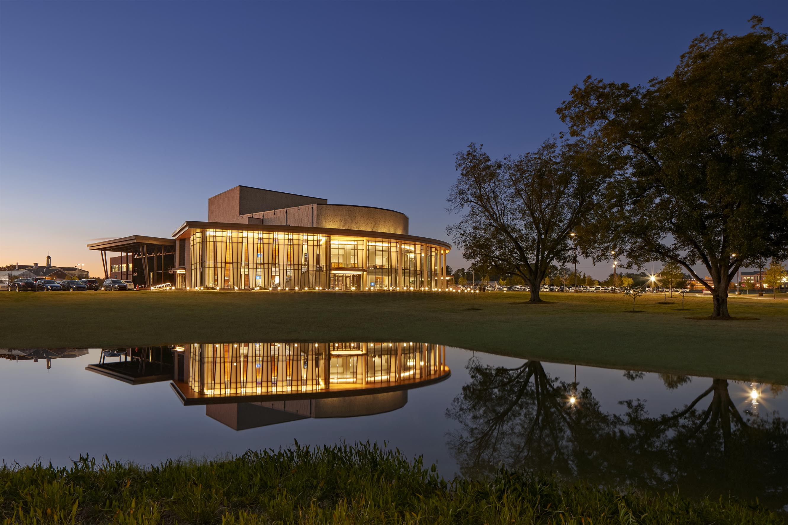 Auburn University, Jay & Susie Gogue Performing Arts Center