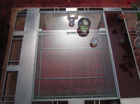 Τραπέζι καθιστικού (λεπτ.)/Livingroom table (det.)