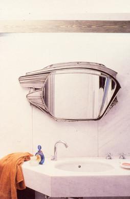 Επιτοίχιος καθρέφτης/Wall mirror