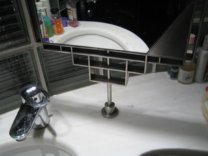Καθρέφτης κινούμενος σε άξονα/Rotating mirror