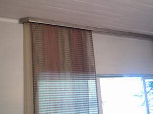Ράγα για κουρτίνες/Curtain railing