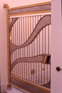 Πόρτα κήπου/Garden door