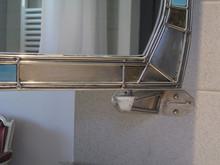 Καθρέφτης κινούμενος κατά 180° (λεπτ.)/Mirror rotating on an 180° axis (det.)