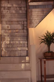 Ανάγλυφη πόρτα/Embossed door