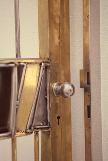 Πόρτα κήπου (λεπτ.)/Garden door (det.)