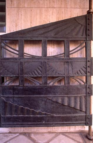 Εξωτερική πόρτα/Exterior door