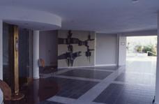 Ανάγλυφο σε οικία/Relief in a private residence