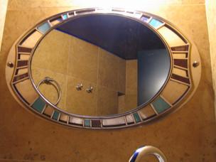 Οβάλ καθρέφτης/Oval mirror