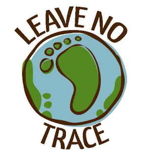 Protect NATURE - PACK OUT - LEAVE NO TRACE.