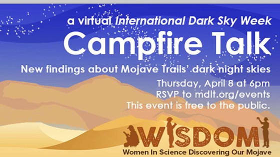 Women In Science Discovering Our Mojave