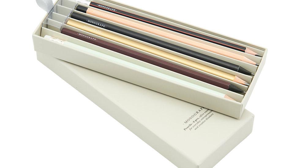 Pencils Assorted Box