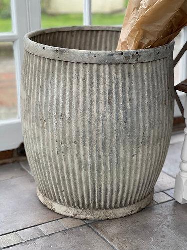 Vintage Dolly Tub