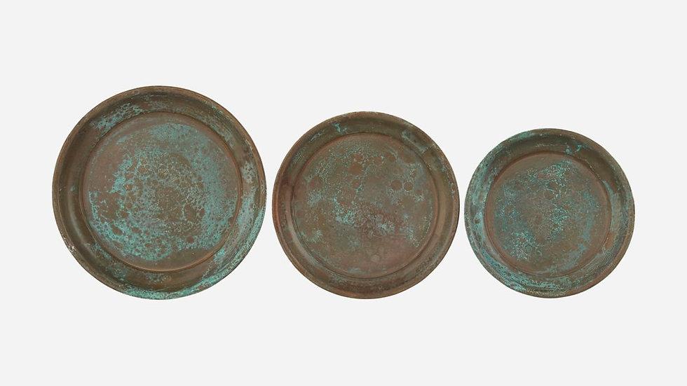 Decorative Mini Trays - Set of 3