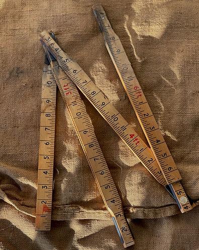 Vintage Extending Ruler
