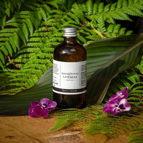 Bath Oil - Eucalyptus & Lavender