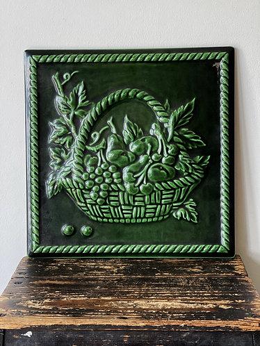 Vintage Green Tile