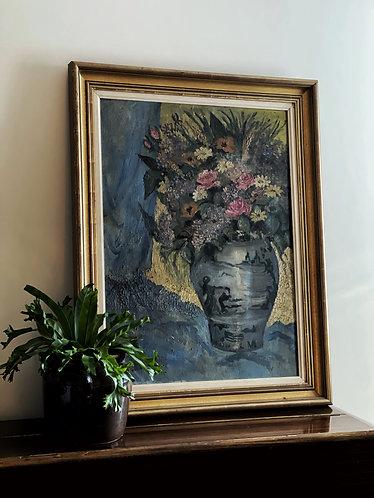 Oil on Canvas - Framed Still Life