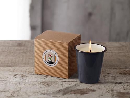 Denys & Fielding Candle - Pelargonium & Grapefruit