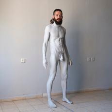 Stanislav Pospelov, White Male, 2018