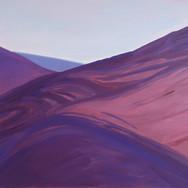 Iris Cintra, Emptying, 2019, Oil on canvas, 150 x 180 cm.