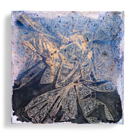Rotem Reshef, Velvet Underground, 2017, 10 x 10 inches