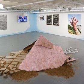 Dreamin' of a ... - installation view