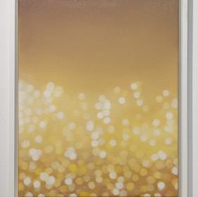 Mara De Luca, J'adore, 2015, Oil on canvas, 14 x 11 inches