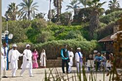 Ethiopian Israeli Wedding, Jaffa  10