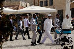 Ethiopian Israeli Wedding, Jaffa 1