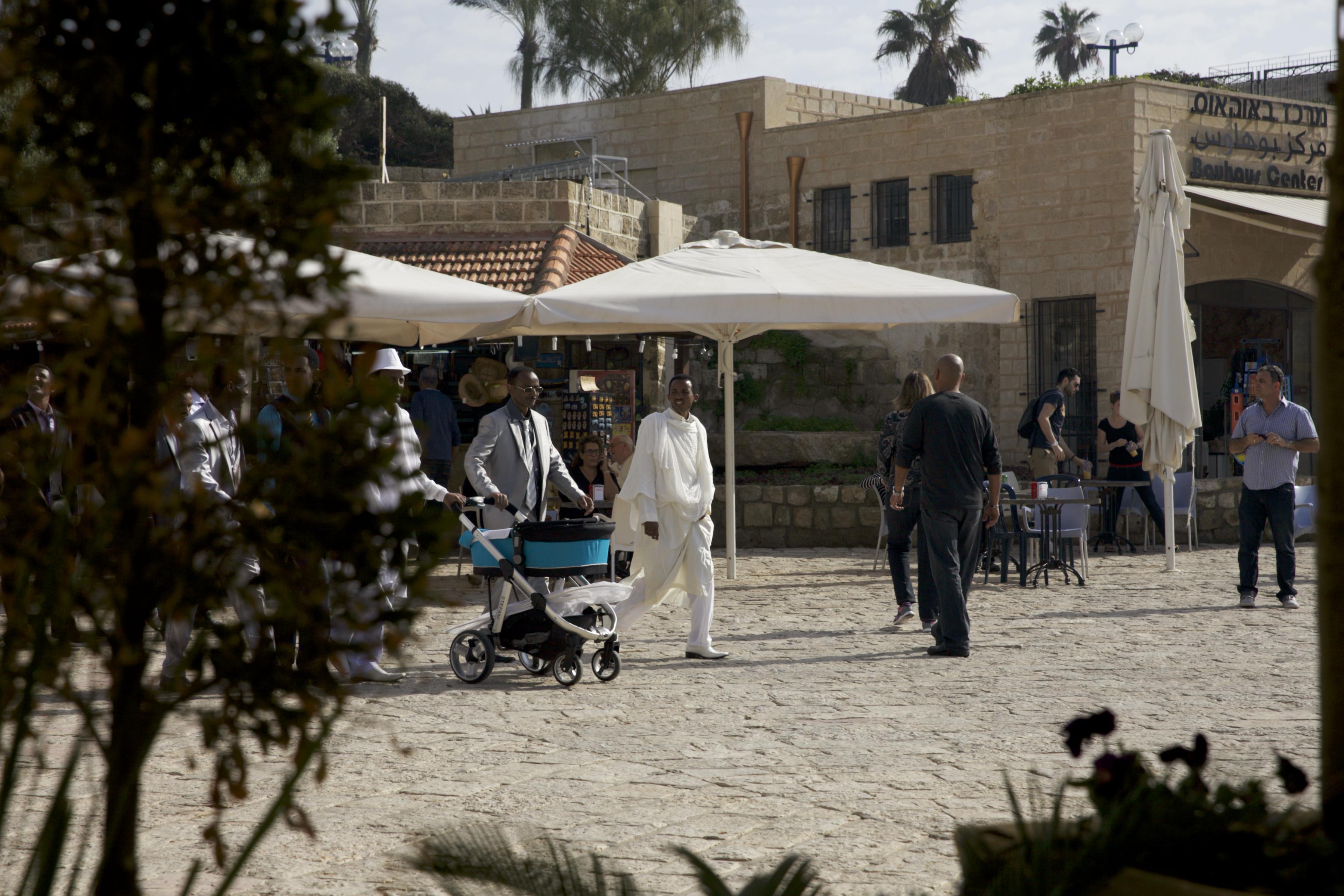 Ethiopian Israeli Wedding, Jaffa 5